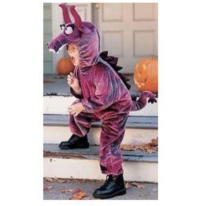 Babystyle Purple Dragon Onsie Toddler Kids Costume